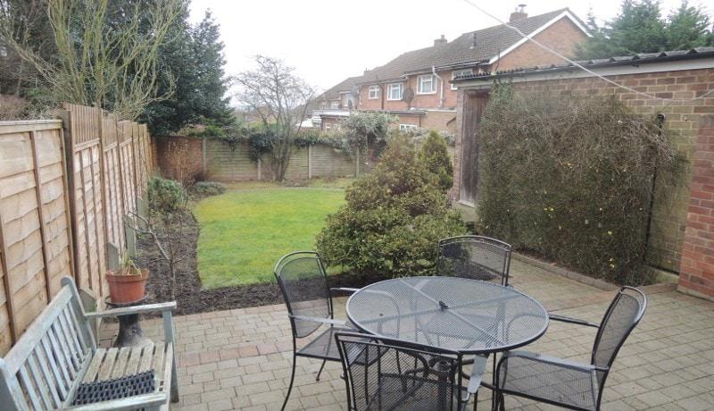 178 cat hill rear garden