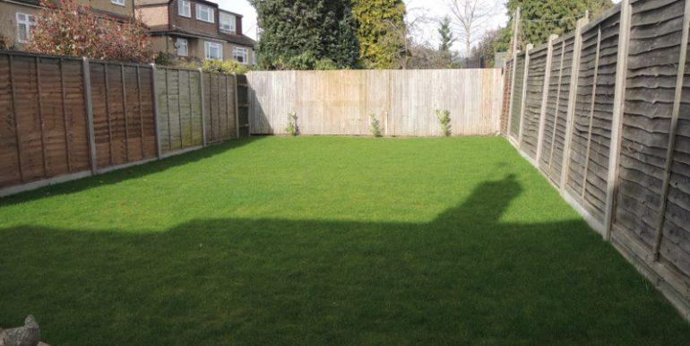 157 Cat Hill garden 2