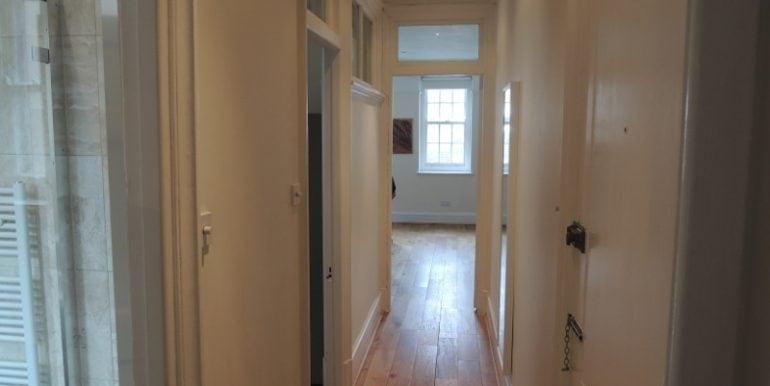7 Duke Street hallway