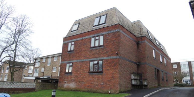 oakhill court rear view