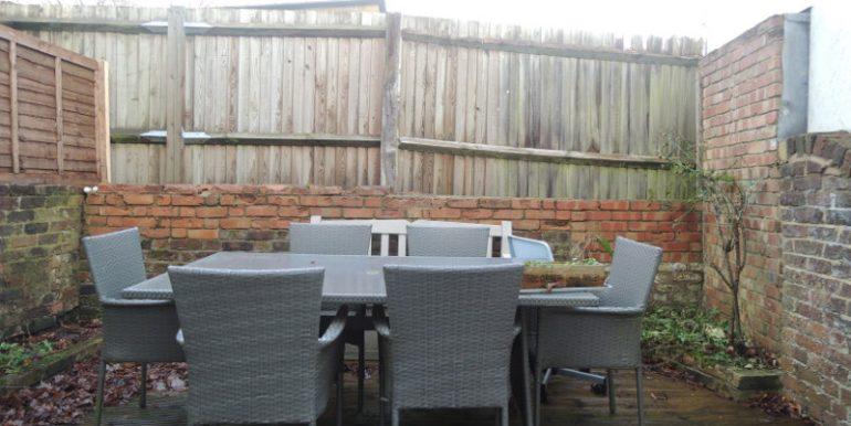 6 taylors rear patio area