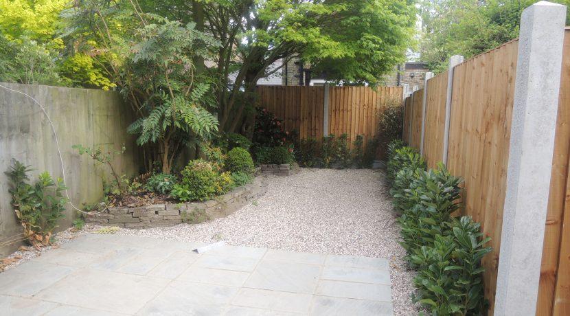 4 Puller Road garden