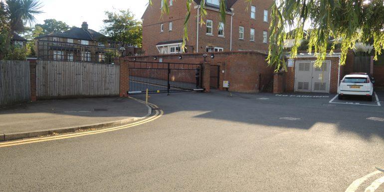 Girton Court driveway