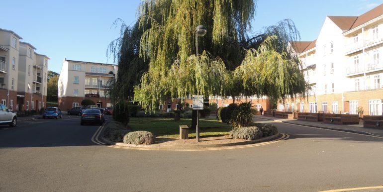 girton grounds