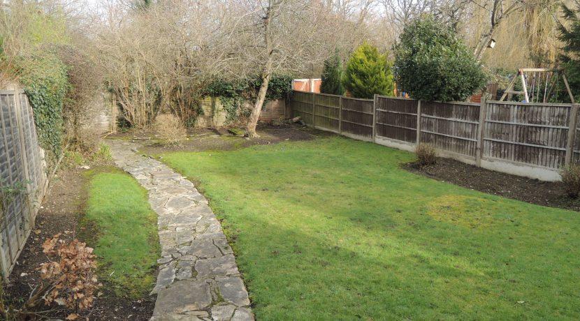 94 chanctonbury rear garden